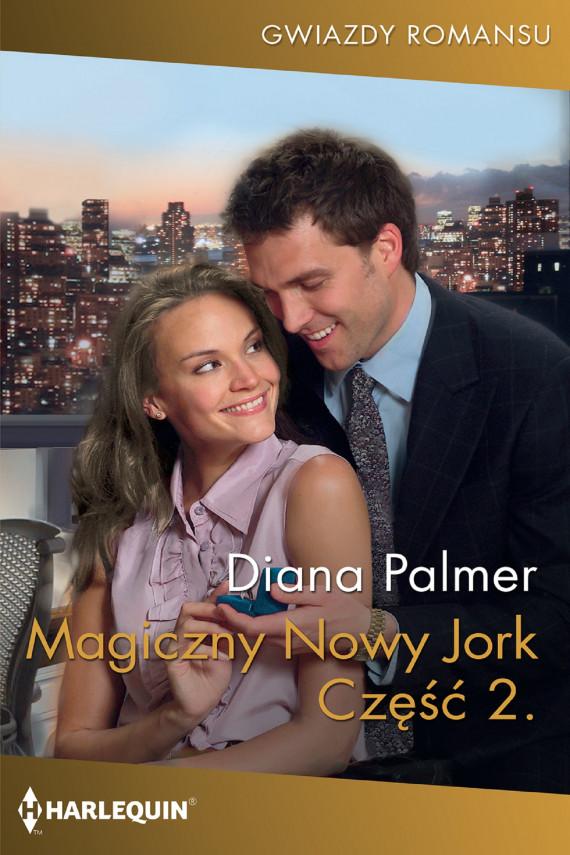 okładka Magiczny Nowy Jork. Część drugaebook | EPUB, MOBI | Diana Palmer