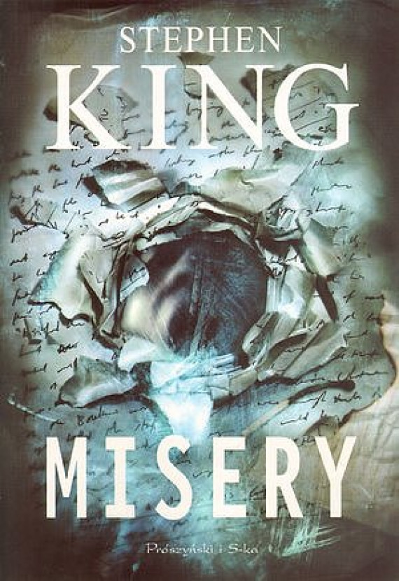 okładka Miseryebook | EPUB, MOBI | Stephen King