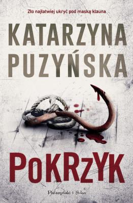 okładka Pokrzyk, Ebook | Katarzyna Puzyńska