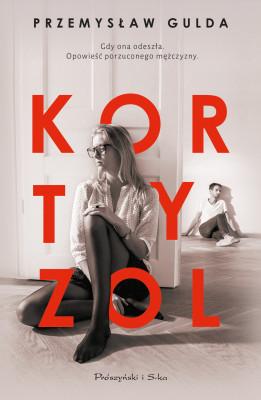 okładka Kortyzol, Ebook | Przemysław Gulda