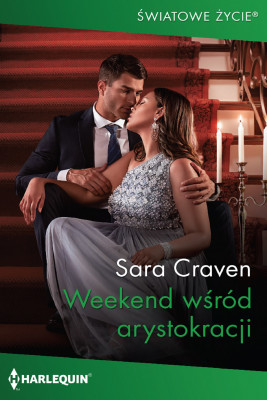 okładka Weekend wśród arystokracji, Ebook | Sara Craven