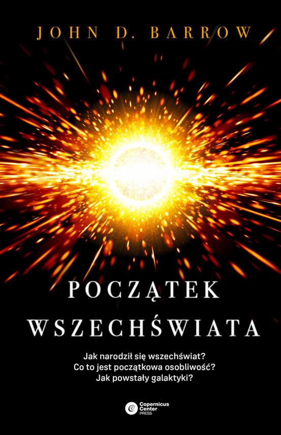 okładka Początek wszechświataebook | EPUB, MOBI | John D. Barrow, Stansław Bajtlik