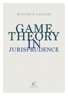 okładka Game Theory in Jurisprudence, Ebook | Wojciech Załuski