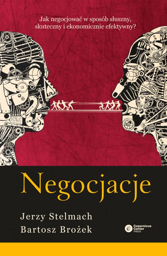 okładka Negocjacjeebook | EPUB, MOBI | Bartosz Brożek, Jerzy Stelmach