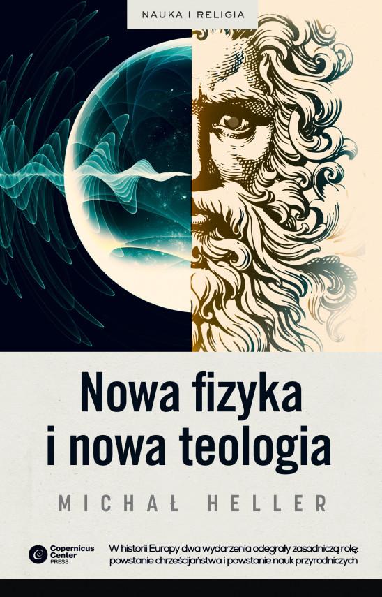 okładka Nowa fizyka i nowa teologiaebook   EPUB, MOBI   Michał Heller