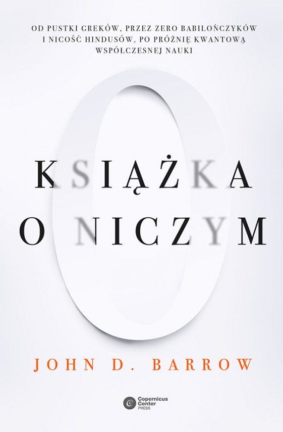 okładka Książka o Niczymebook | EPUB, MOBI | Łukasz Lamża, John D. Barrow
