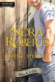 okładka Miłość Shane`a. Ebook | EPUB,MOBI | Nora Roberts