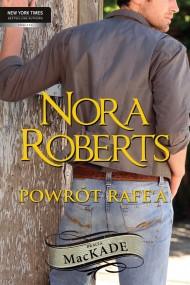 okładka Powrót Rafe`a. Ebook | EPUB,MOBI | Nora Roberts