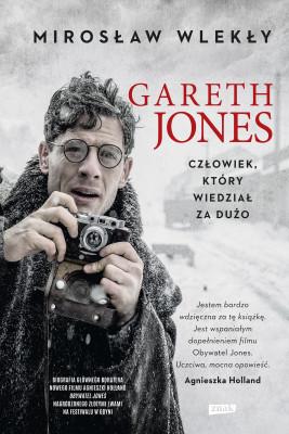 okładka Gareth Jones, Ebook | Mirosław Wlekły