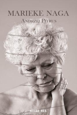 okładka Marieke naga, Ebook | Andrzej Pitrus