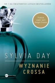okładka Wyznanie Crossa. Ebook | EPUB,MOBI | Sylvia Day