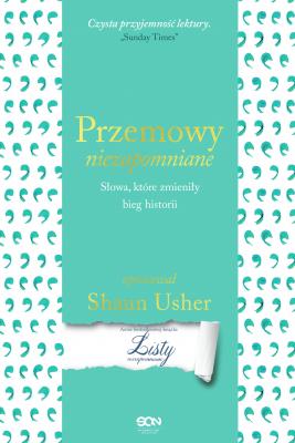 okładka Przemowy niezapomniane, Ebook | Shaun Usher