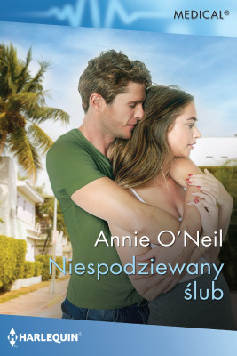 okładka Niespodziewany  ślub, Ebook | Annie O'Neil