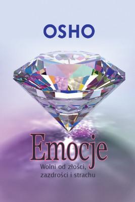 okładka EMOCJE, Ebook | OSHO