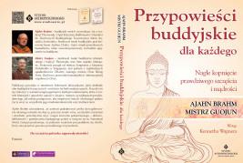 okładka Przypowieści buddyjskie dla każdego. Nagłe kopnięcie prawdziwego szczęścia i mądrości - PDF, Ebook | Ajahn  Brahm