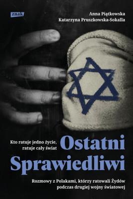 okładka Ostatni Sprawiedliwi, Ebook | Katarzyna Pruszkowska-Sokalla, Anna Piątkowska
