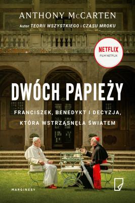 okładka Dwóch papieży, Ebook | Anthony  McCarten