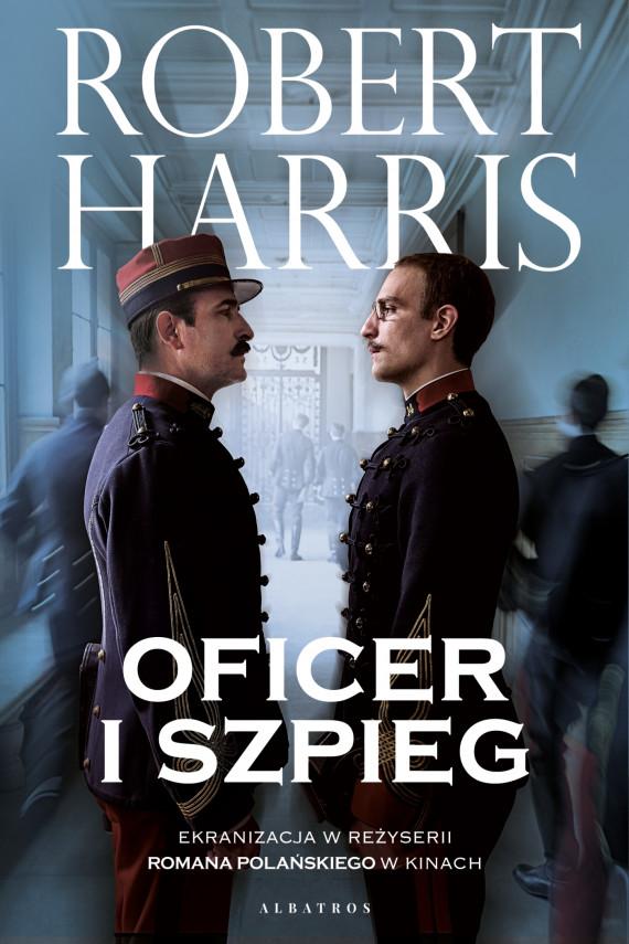 okładka OFICER I SZPIEGebook | EPUB, MOBI | Robert Harris, Andrzej Niewiadomski