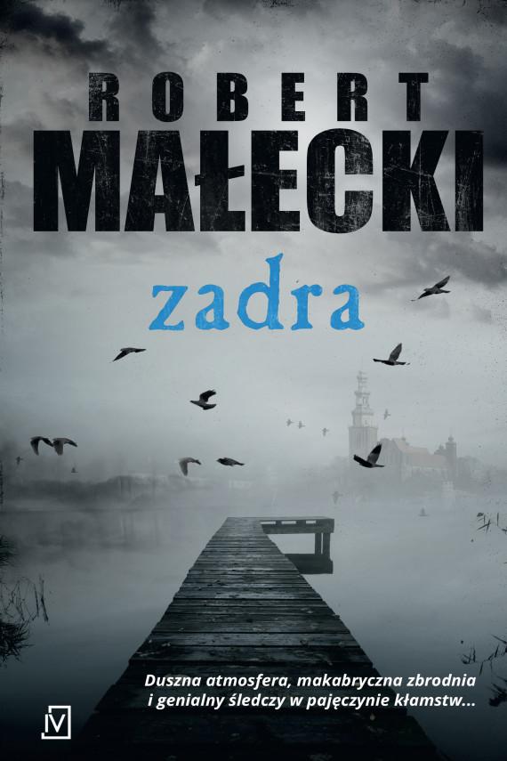 okładka Zadraebook   EPUB, MOBI   Robert Małecki