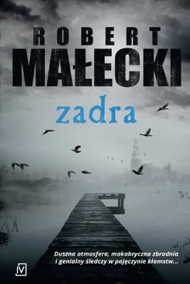 okładka Zadra, Ebook | Robert Małecki