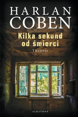 okładka KILKA SEKUND OD ŚMIERCI, Ebook | Harlan Coben