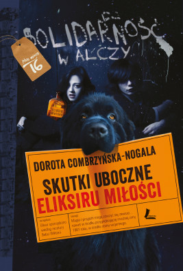 okładka Skutki uboczne eliksiru miłości, Ebook | Dorota Combrzyńska-Nogala