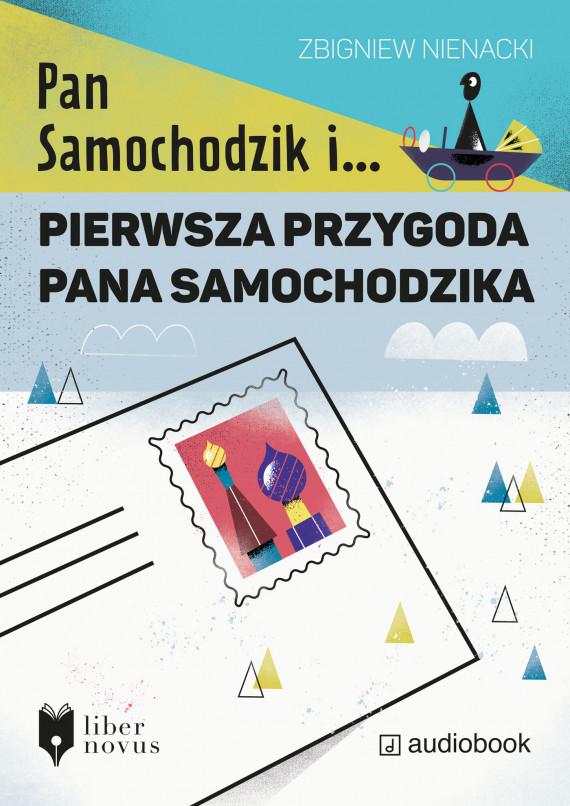 okładka Pierwsza przygoda Pana Samochodzikaebook | EPUB, MOBI | Zbigniew Nienacki, Maciej Łazowski