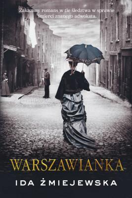 okładka Warszawianka, Ebook   Żmiejewska Ida