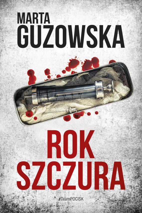 okładka Rok Szczuraebook | EPUB, MOBI | Marta Guzowska