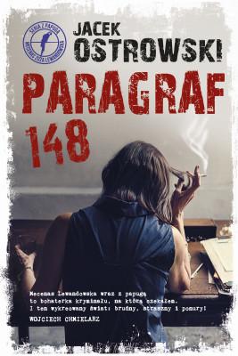 okładka Paragraf 148, Ebook | Jacek  Ostrowski