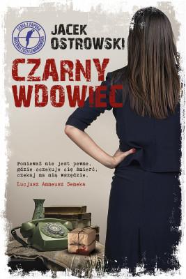 okładka Czarny Wdowiec, Ebook | Jacek  Ostrowski