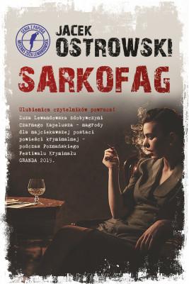 okładka Sarkofag, Ebook | Jacek  Ostrowski