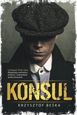 okładka Konsul, Ebook | Krzysztof Beśka