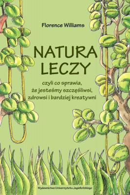 okładka Natura leczy, Ebook | Williams Florence