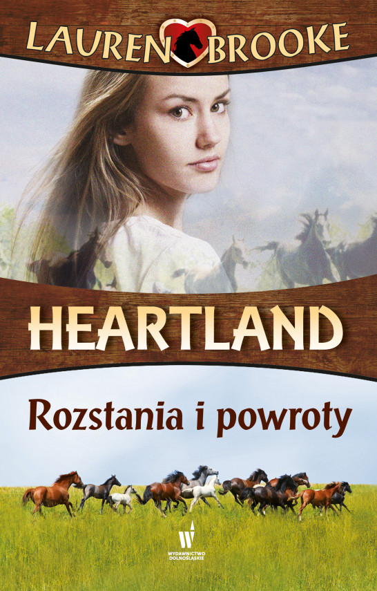 okładka Heartland (#20). Rozstania i powrotyebook   EPUB, MOBI   Lauren Brooke, Donata Olejnik
