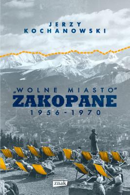 okładka Zakopane, Ebook | Jerzy Kochanowski