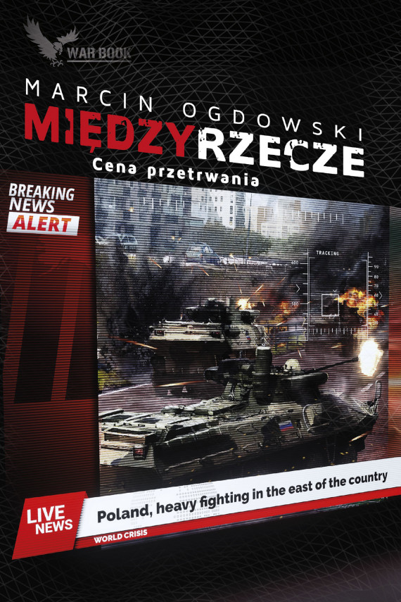 okładka Międzyrzecze. Cena przetrwaniaebook | EPUB, MOBI | Marcin Ogdowski