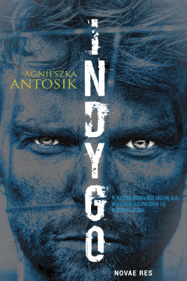 okładka Indygo, Ebook | Agnieszka Antosik