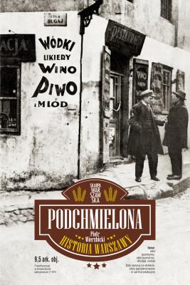 okładka Podchmielona historia Warszawy, Ebook   Piotr Wierzbicki