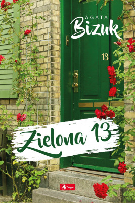 okładka Zielona 13, Ebook | Bizuk Agata
