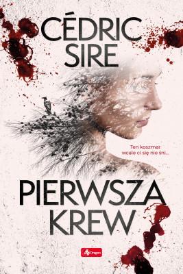 okładka Pierwsza krew, Ebook | Sire Cédric