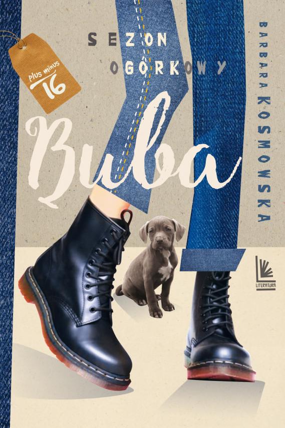 okładka Buba Sezon ogórkowyebook | EPUB, MOBI | Barbara Kosmowska