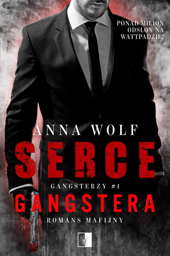 okładka Serce gangsteraebook | EPUB, MOBI | Anna Wolf