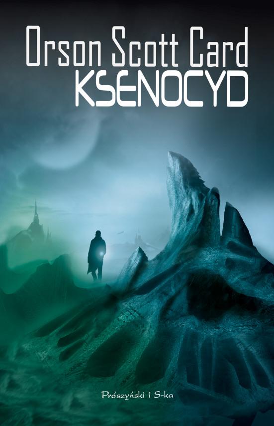 okładka Cykl Endera. (#3). Ksenocydebook   EPUB, MOBI   Orson Scott Card, Piotr W. Cholewa