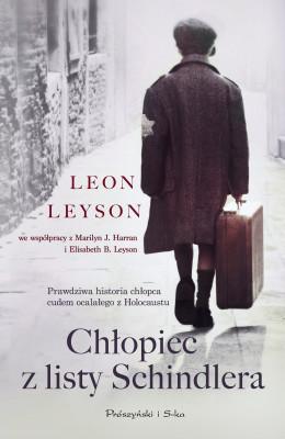 okładka Chłopiec z listy Schindlera, Ebook   Leon Leyson
