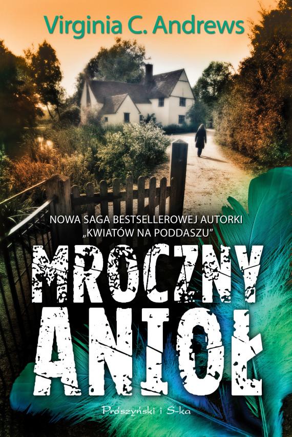 okładka Mroczny aniołebook | EPUB, MOBI | Virginia C Andrews