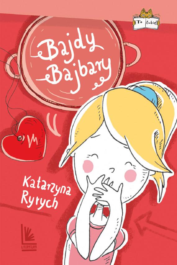 okładka Bajdy Bajbaryebook   EPUB, MOBI   Katarzyna  Ryrych, Małgorzata Wysocka