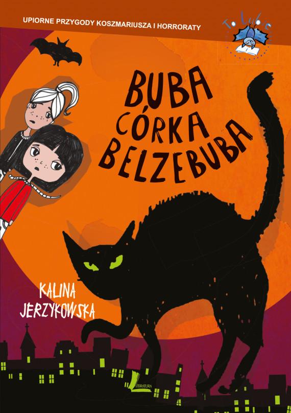 okładka Buba córka Belzebubaebook   EPUB, MOBI   Olga Reszelska, Kalina Jerzykowska