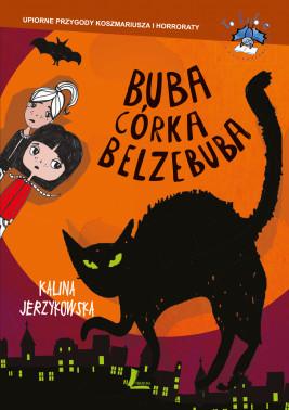 okładka Buba córka Belzebuba, Ebook   Kalina Jerzykowska