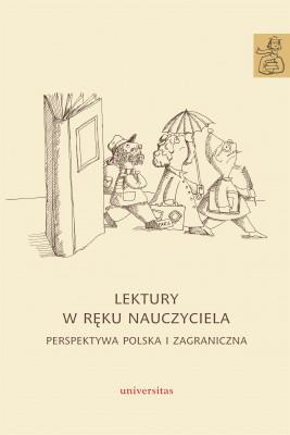okładka Lektury w ręku nauczyciela. Perspektywa polska i zagraniczna, Ebook | Anna Janus-Sitarz